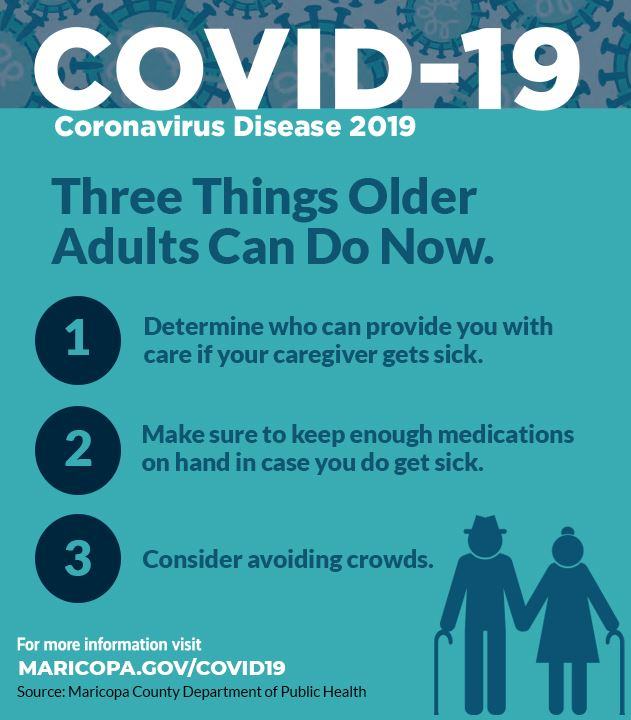 Older Adults -Things You can Do
