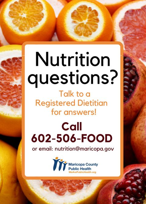 ask a registered dietitian